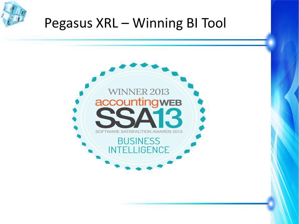 Pegasus XRL – Winning BI Tool