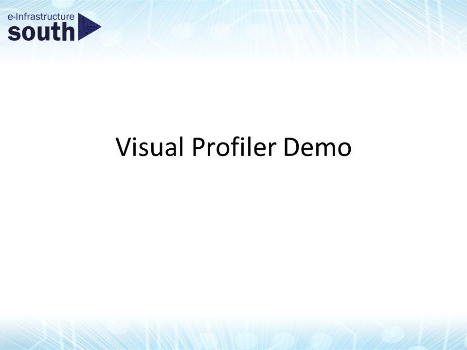 Visual Profiler Demo
