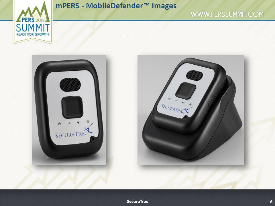 SecuraTrac 6 mPERS - MobileDefender Images