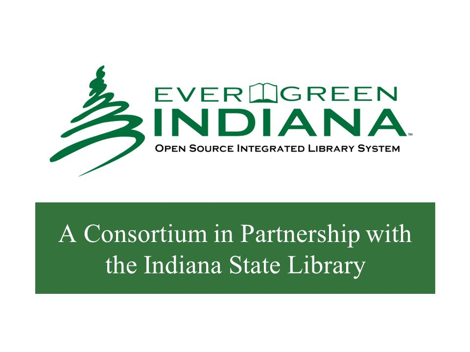 Libraries Live in Indiana