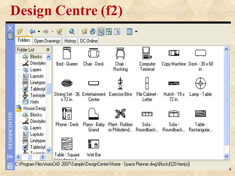Design Centre (f2)