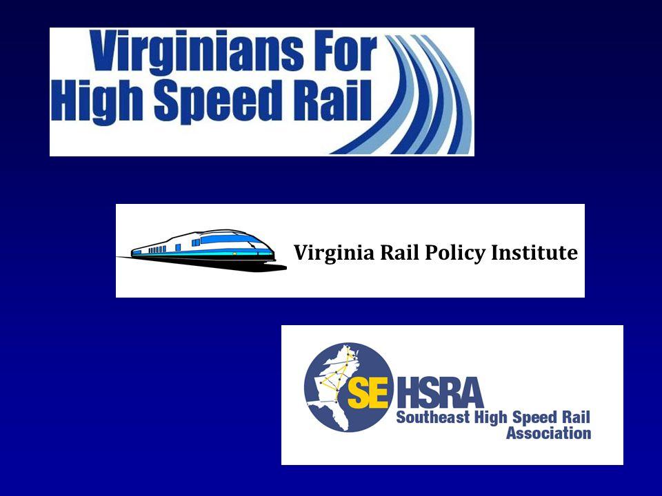 Virginia Rail Policy Institute