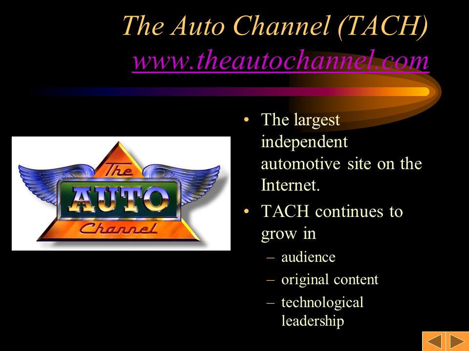 I am delighted to inform you that our editorial board has included your site as a potential Auto Channel Network Affiliate.