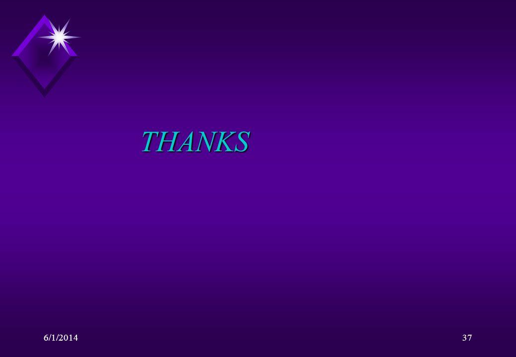 6/1/201437 THANKS