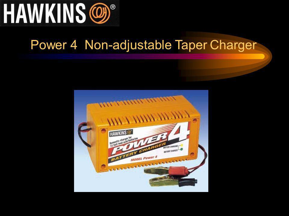 Power 4 Non-adjustable Taper Charger