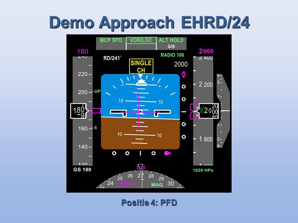 Demo Approach EHRD/24 Positie 4: PFD