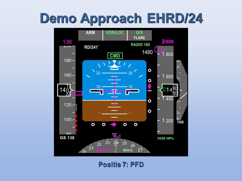 Demo Approach EHRD/24 Positie 7: PFD