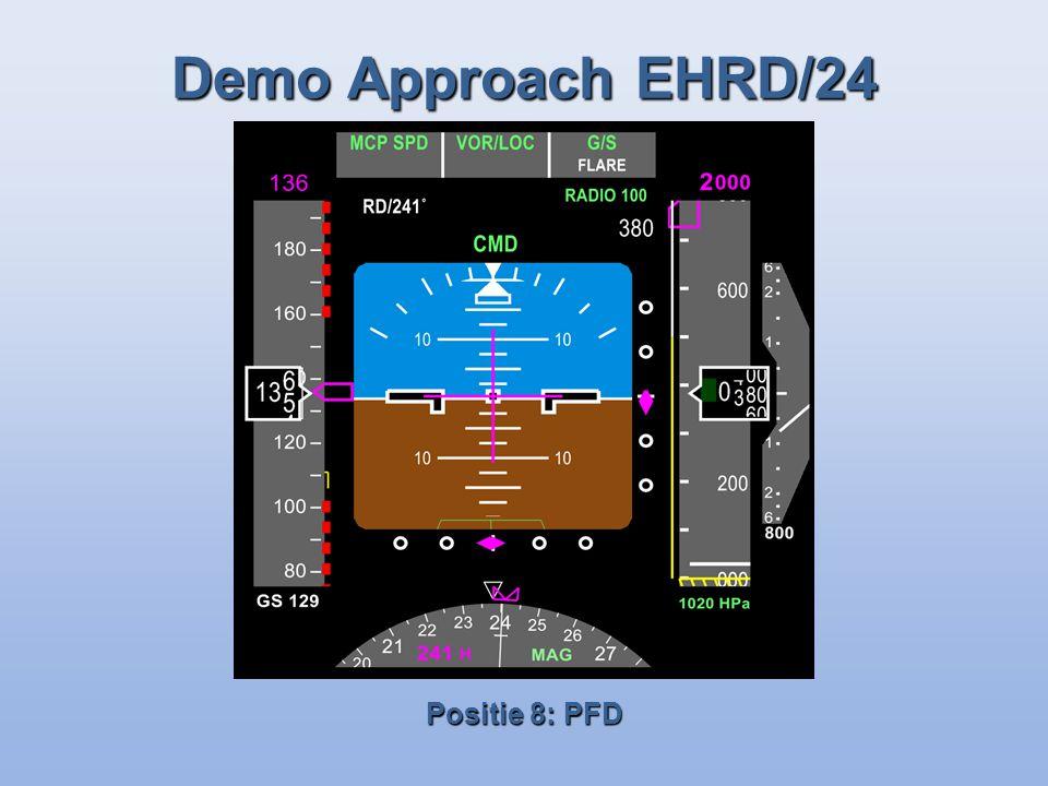 Demo Approach EHRD/24 Positie 8: PFD