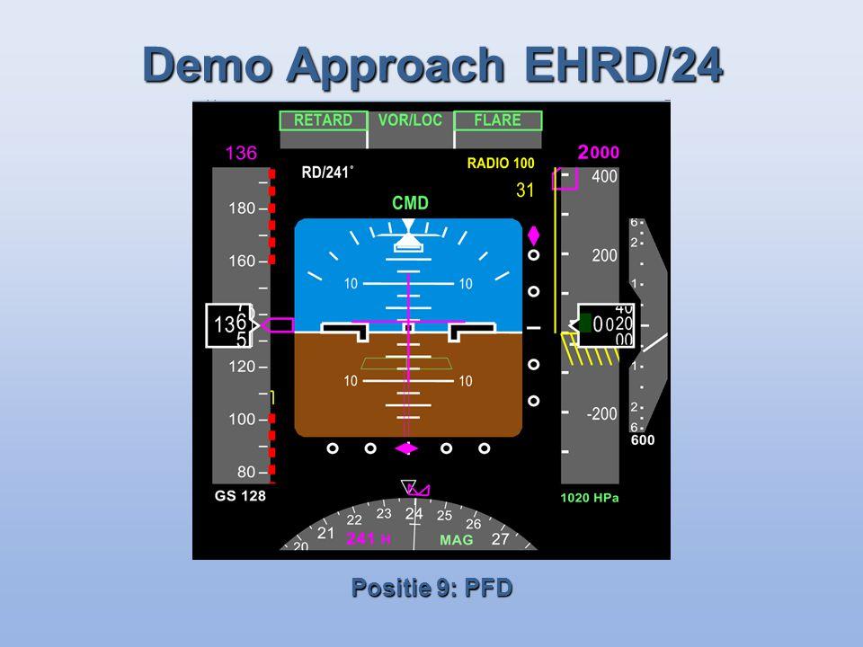 Demo Approach EHRD/24 Positie 9: PFD