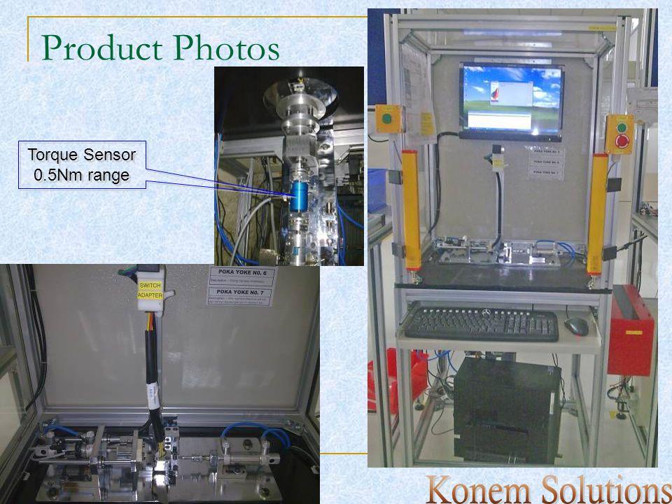 Product Photos Torque Sensor 0.5Nm range Torque Sensor 0.5Nm range