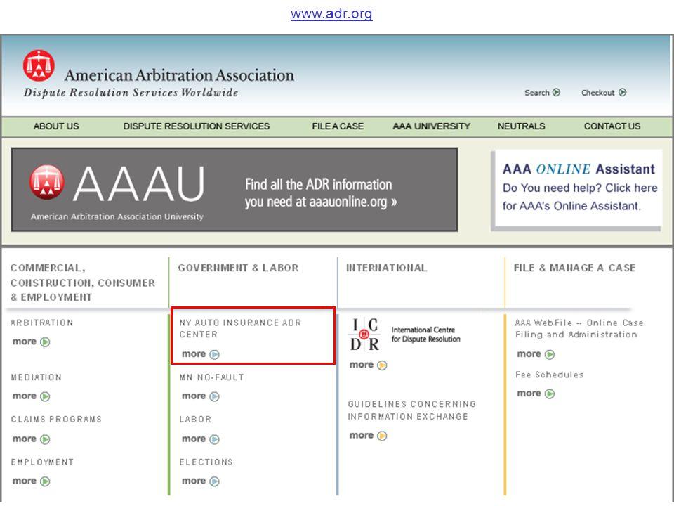 www.adr.org