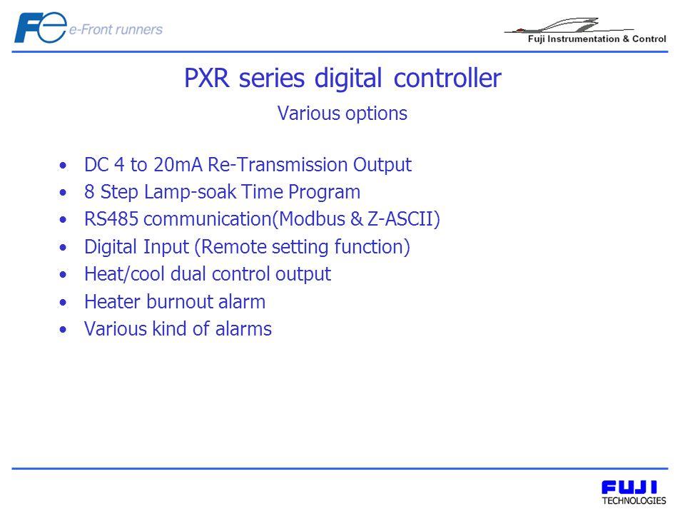 PXR series digital controller PCB II (Power Supply PCB) Alarm