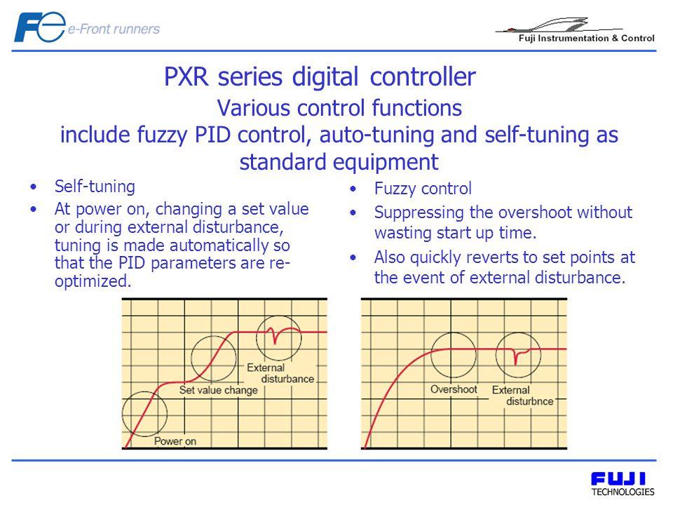PCB I, II, III PXR series digital controller PCB I (Main) PCB III (Option) PCB II (Power supply)