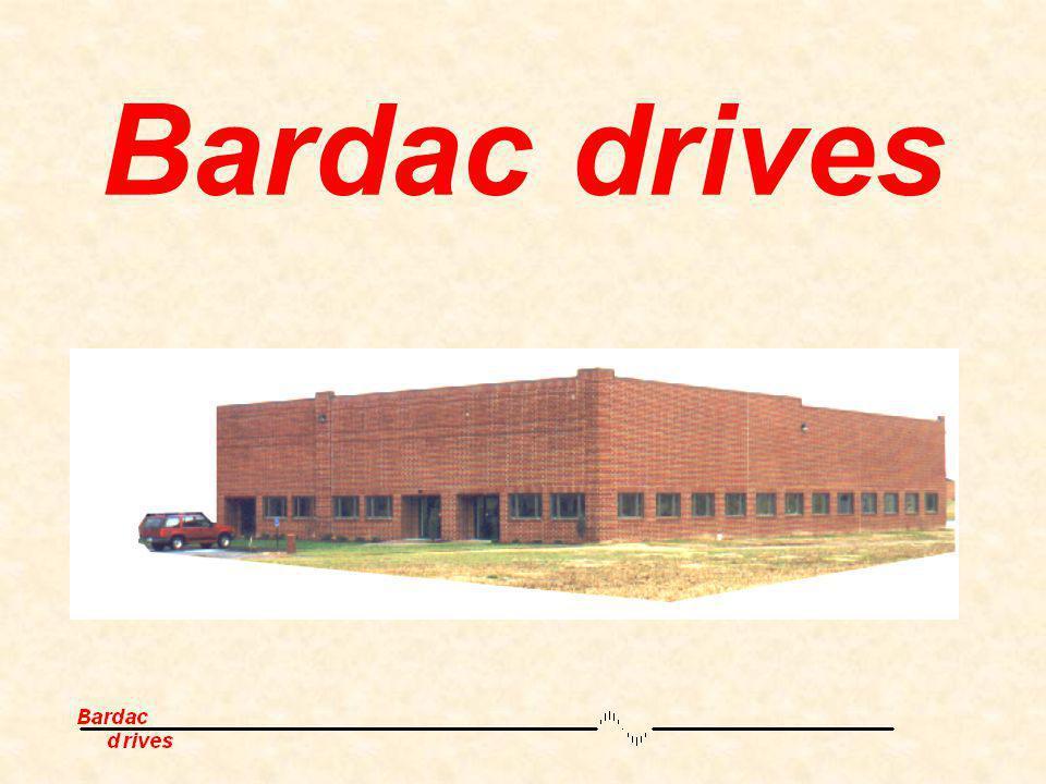 Bardac drives