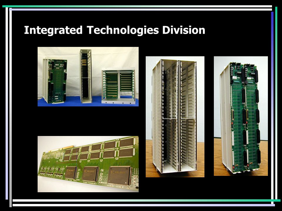 Integrated Technologies Division