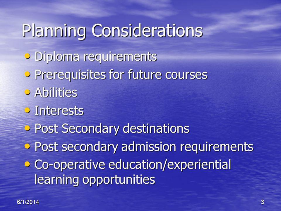 6/1/201424 Prerequisites for Specific Programs Bachelor of Science in Nursing (BScN) Bachelor of Science in Nursing (BScN) Ontario Secondary School Prerequisites Ontario Secondary School Prerequisites ENG4U, SBI4U, SCH4U(min.