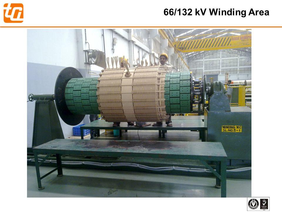 27 66/132 kV Winding Area