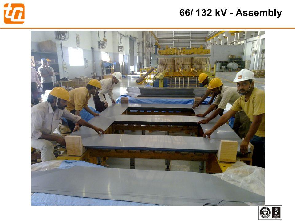 28 66/ 132 kV - Assembly