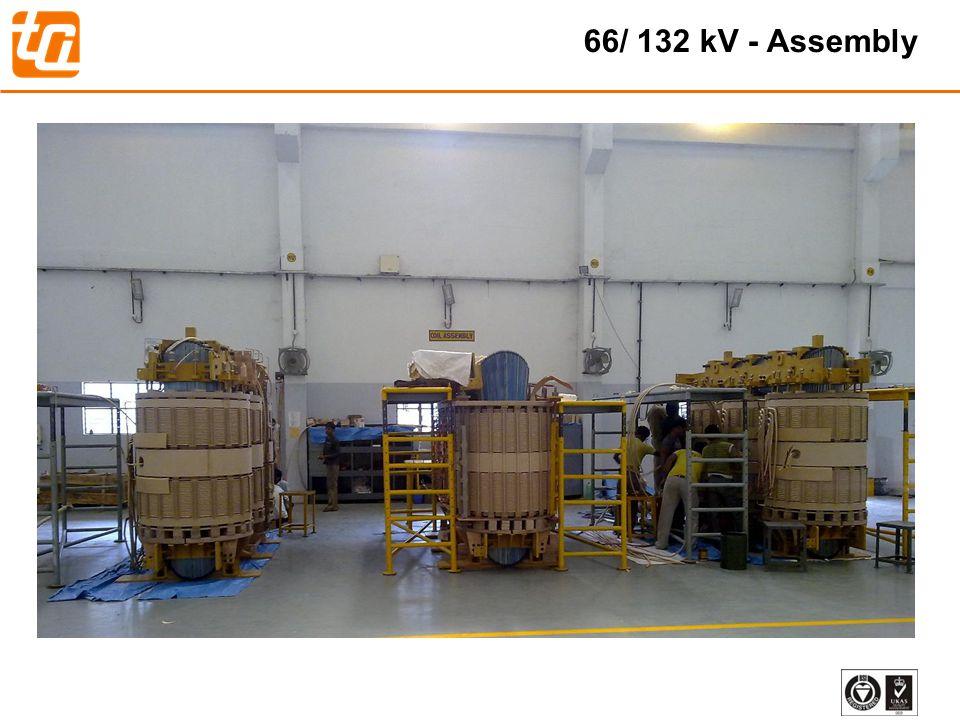 29 66/ 132 kV - Assembly