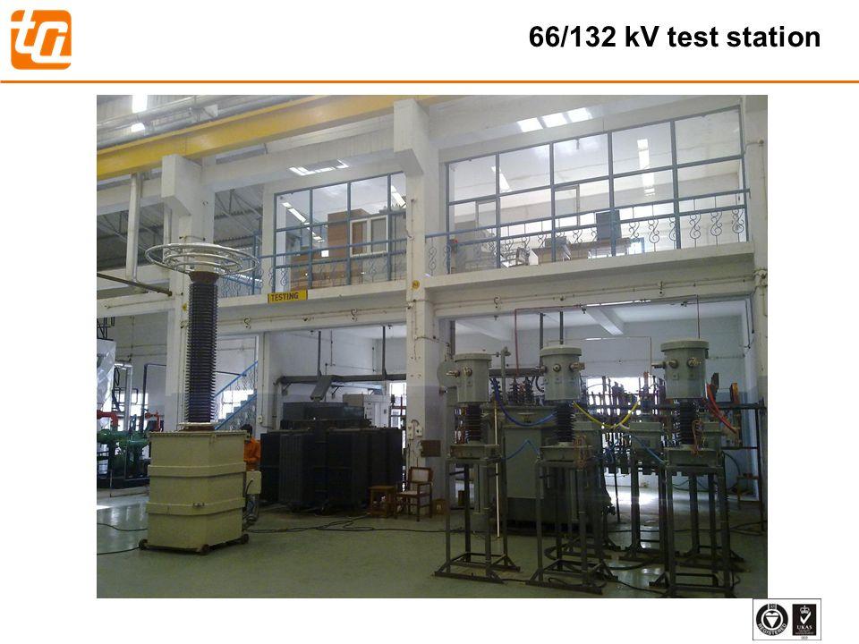 34 66/132 kV test station
