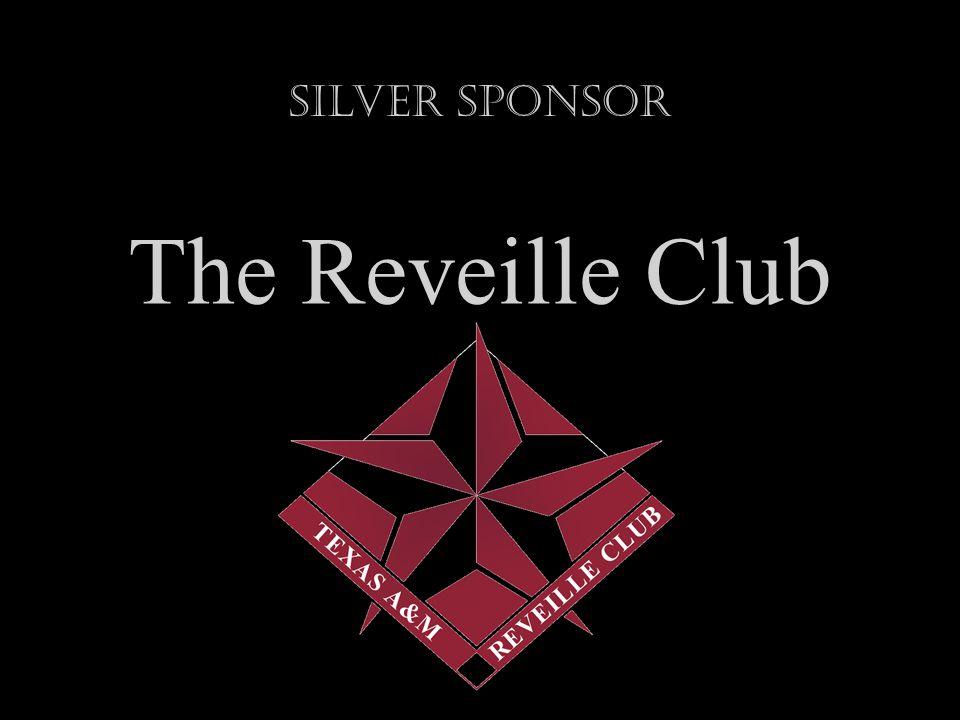 The Reveille Club Silver Sponsor