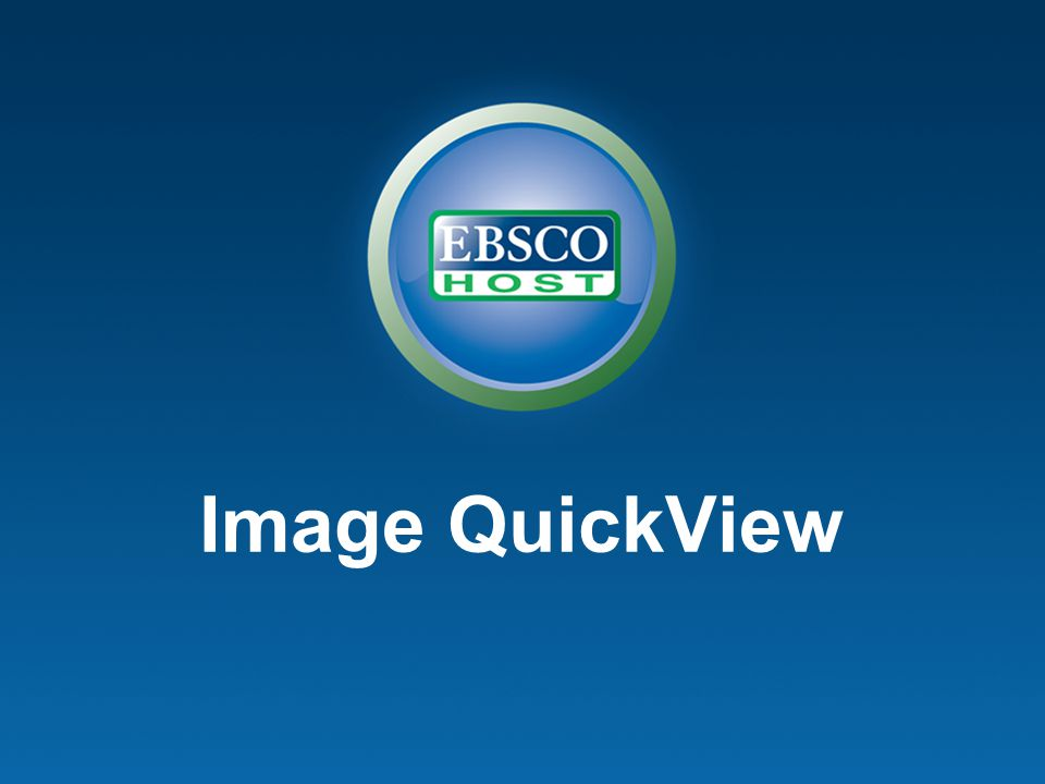 Image QuickView