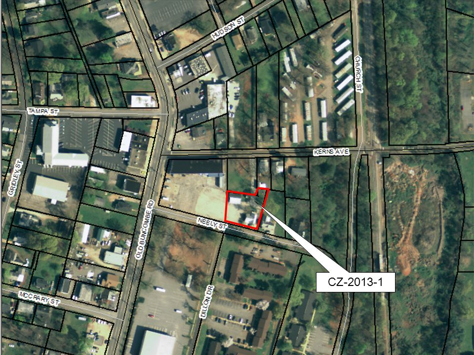 CZ-2013-2 APPLICANT:Reichert Consulting, LLC PROPERTY LOCATION:499 Blacks Drive PIN:0540040102200 (Portion) EXISTING ZONING:R-20, Single-Family Residential REQUESTED ZONING:FRD, Flexible Review District ACREAGE:18.9 COUNTY COUNCIL:22 - Taylor