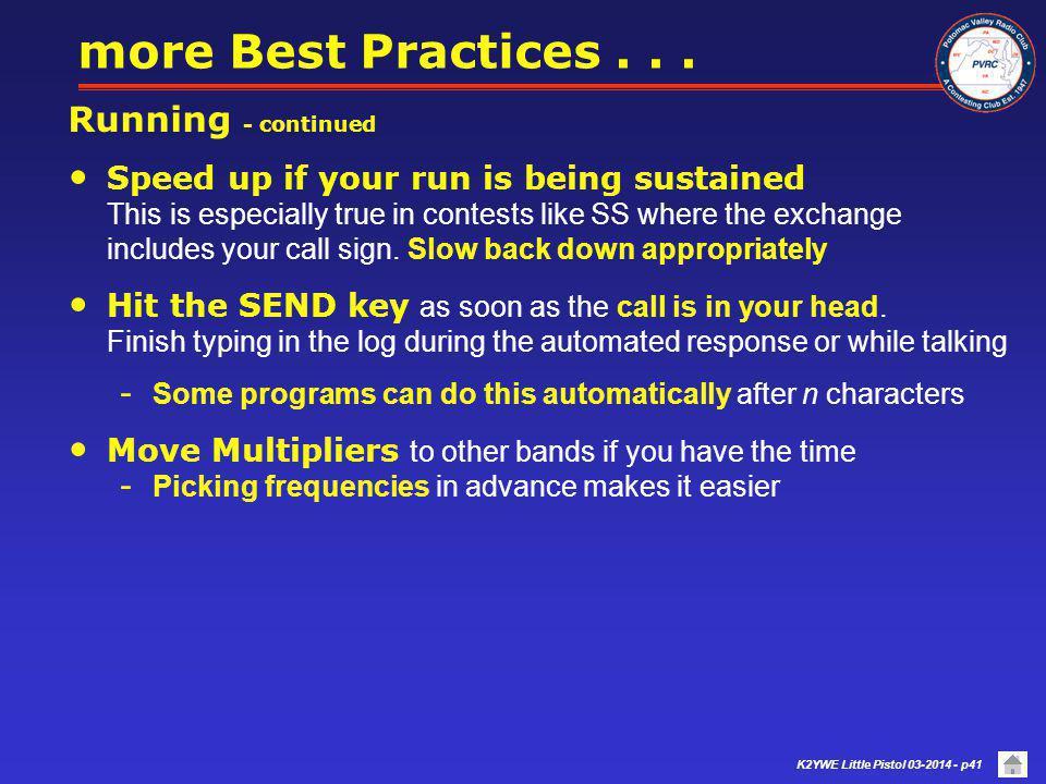 K2YWE Little Pistol 03-2014 - p40 more Best Practices...