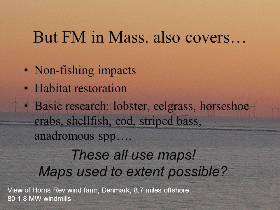 But FM in Mass.