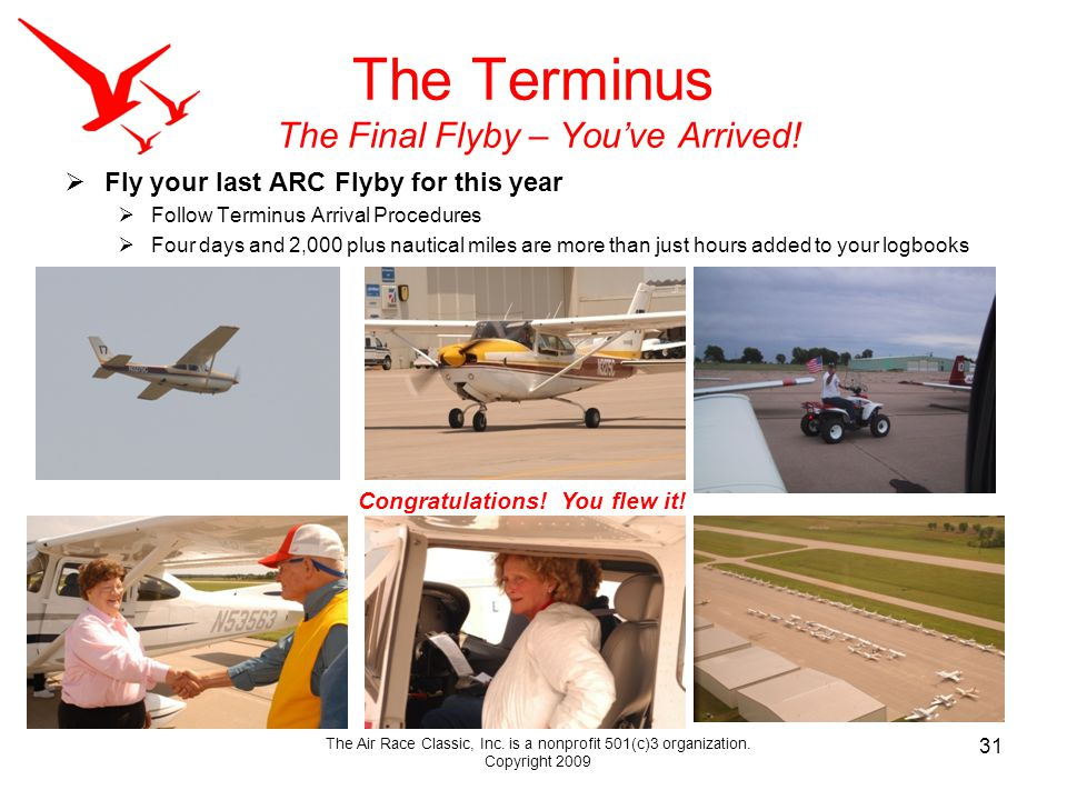 The Terminus The Final Flyby – Youve Arrived.
