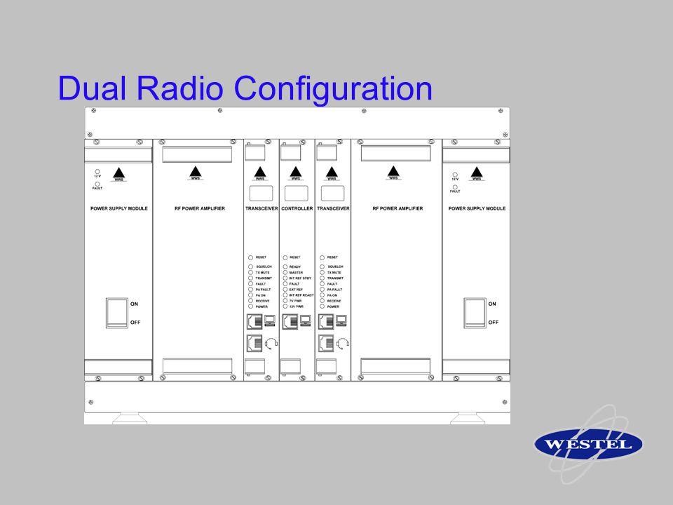 Dual Radio Configuration