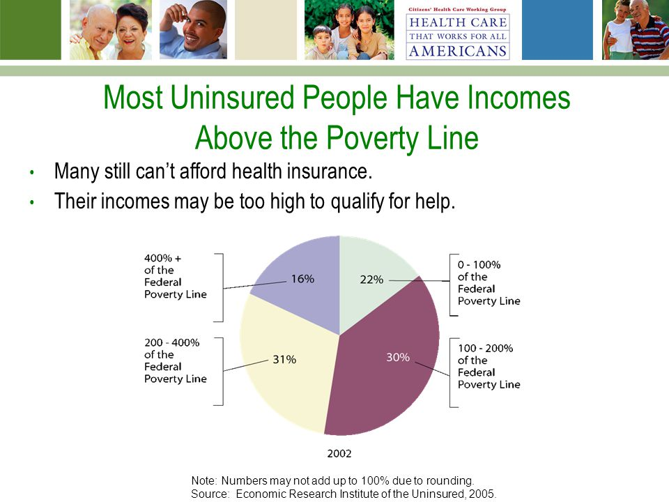 health care uninsured underinsured