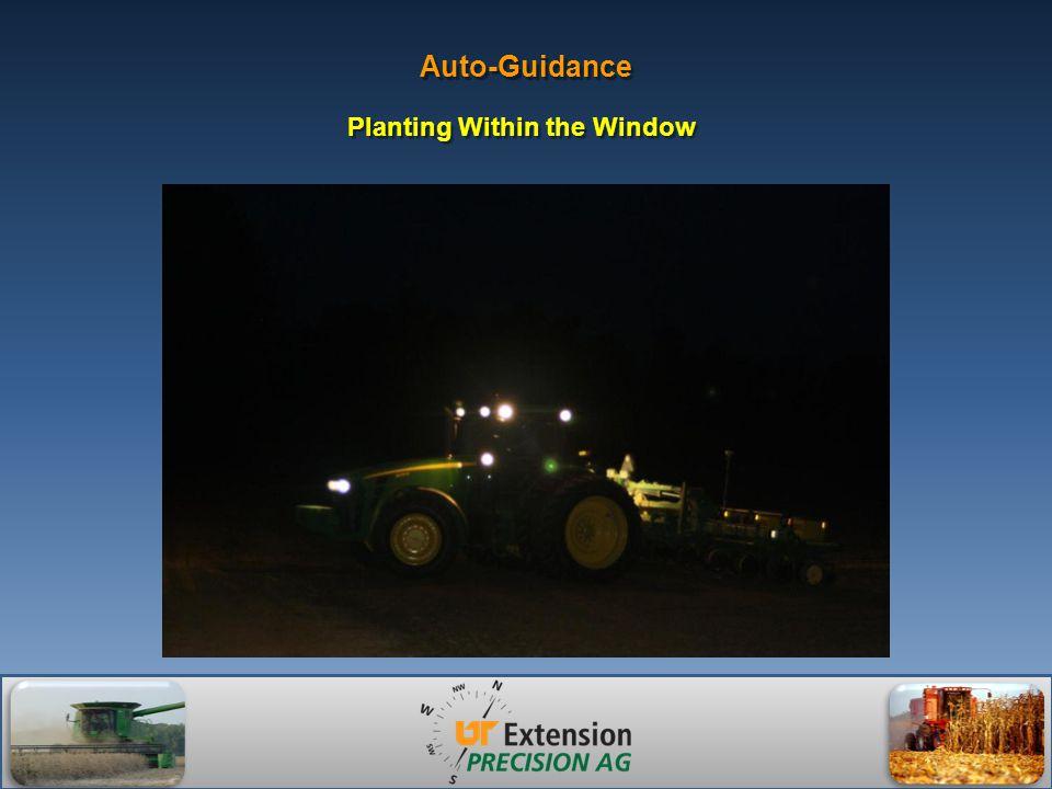 Auto-Guidance