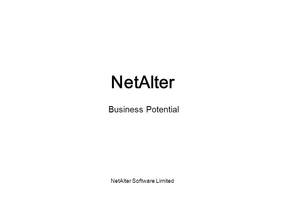 NetAlter NetAlter Software Limited Business Potential