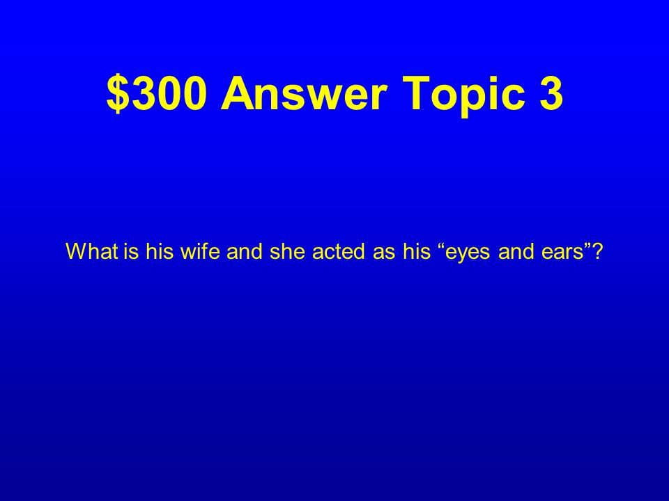 $300 Question Topic 3 Eleanor Roosevelts relationship and job during FDRs term of office.