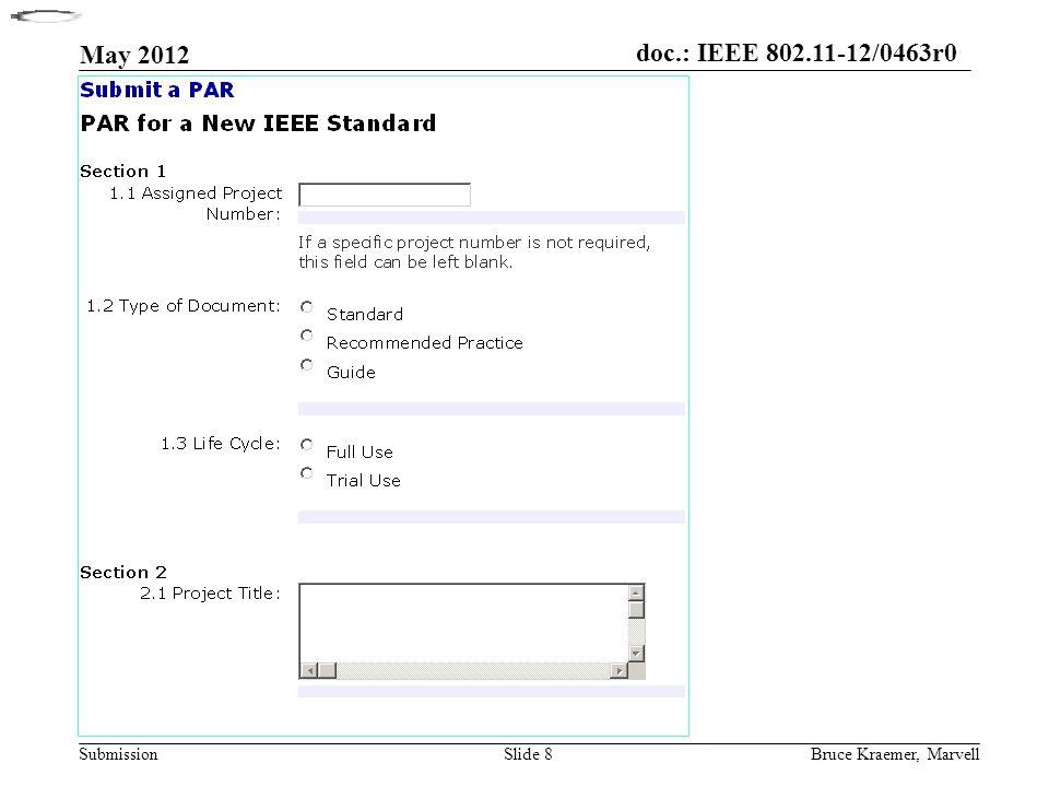 doc.: IEEE 802.11-12/0463r0 Submission Hotel meeting Levels November 2011 Bruce Kraemer, MarvellSlide 9 Lobby Atlanta Conference Center (ACC) Exhibit Ballroom Monday Agenda Item 4.1.5