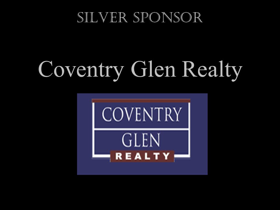Silver Sponsor Coventry Glen Realty