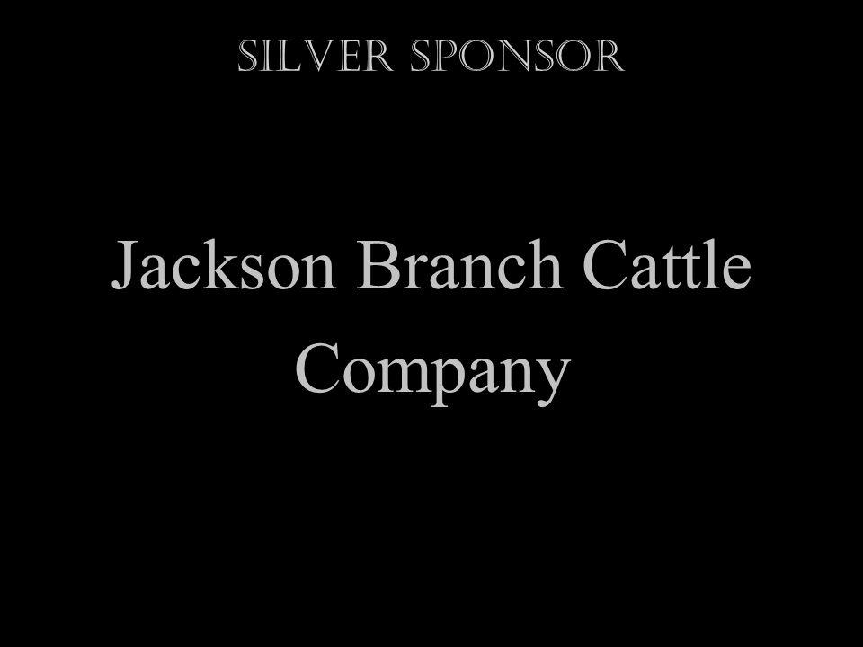 Silver Sponsor Jackson Branch Cattle Company