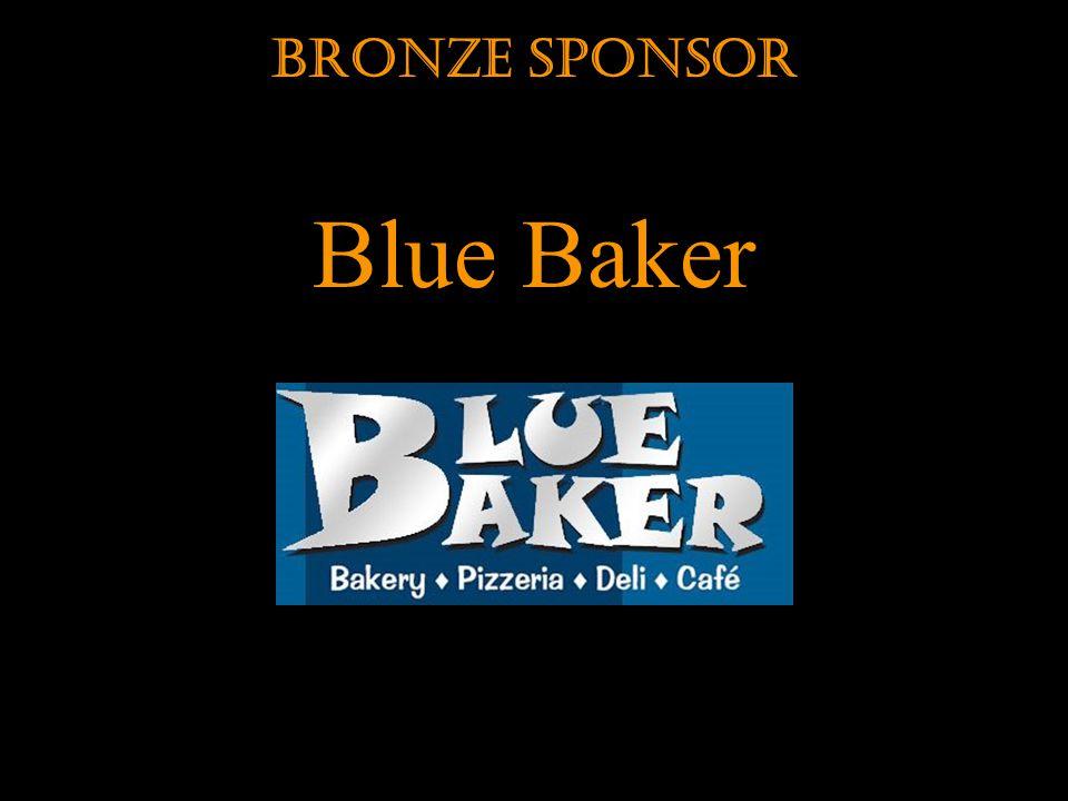 Bronze Sponsor Blue Baker