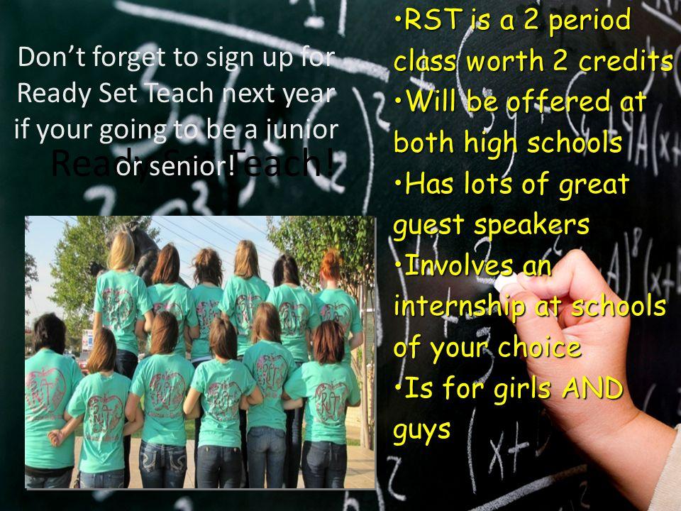 Ready Set Teach.