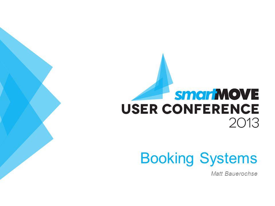 Booking Systems Matt Bauerochse