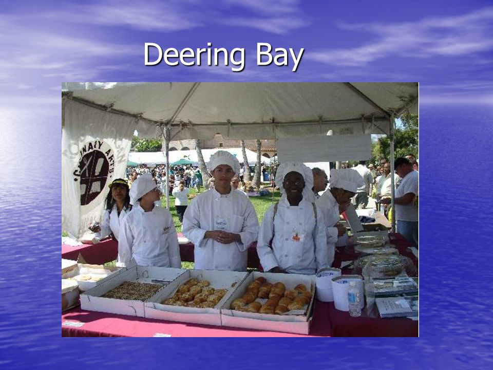 Deering Bay Deering Bay