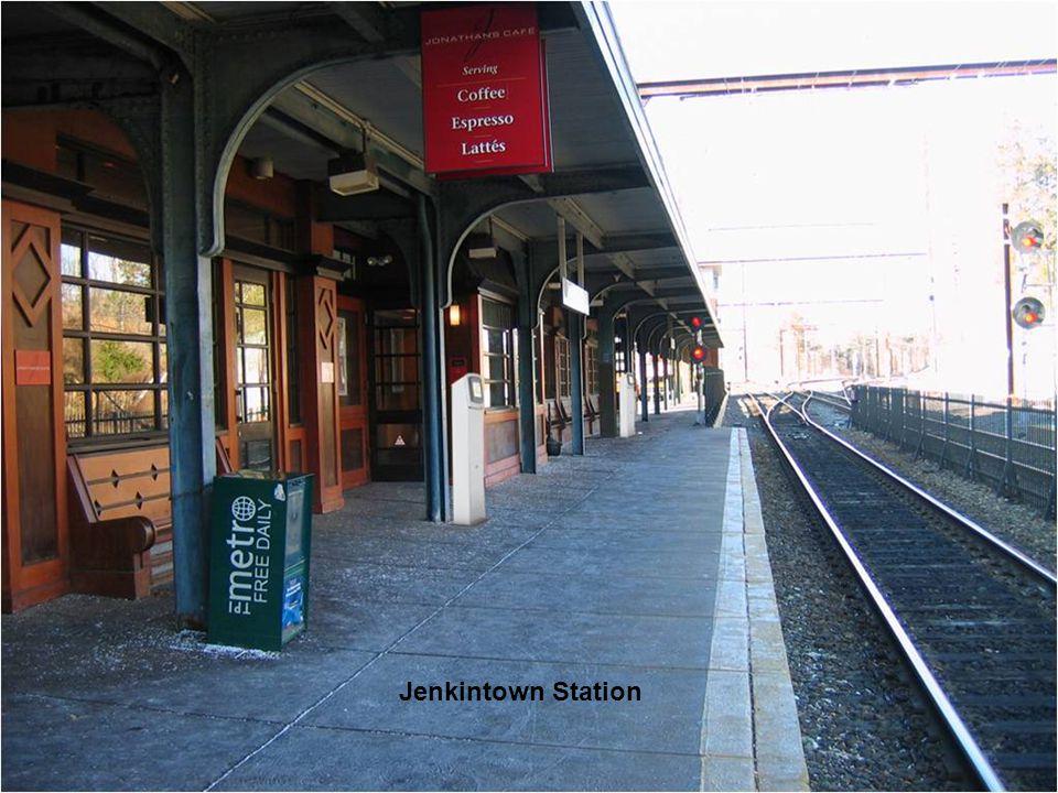 14 Suburban Station Jenkintown Station