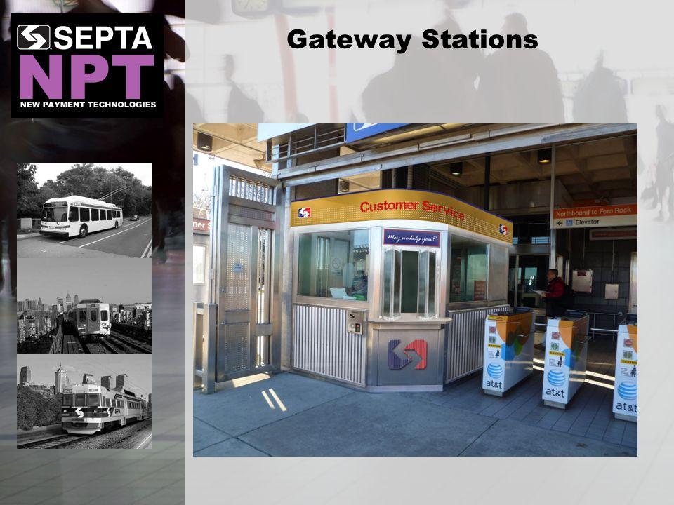 Gateway Stations