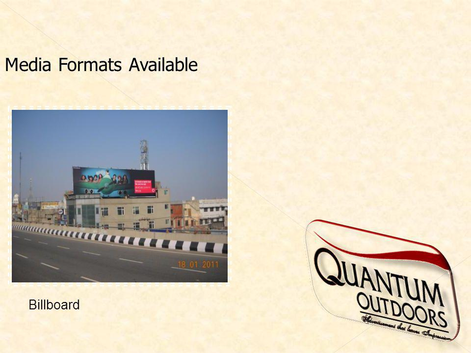 Media Formats Available Billboard