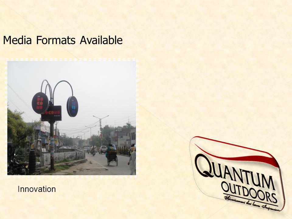 Media Formats Available Innovation