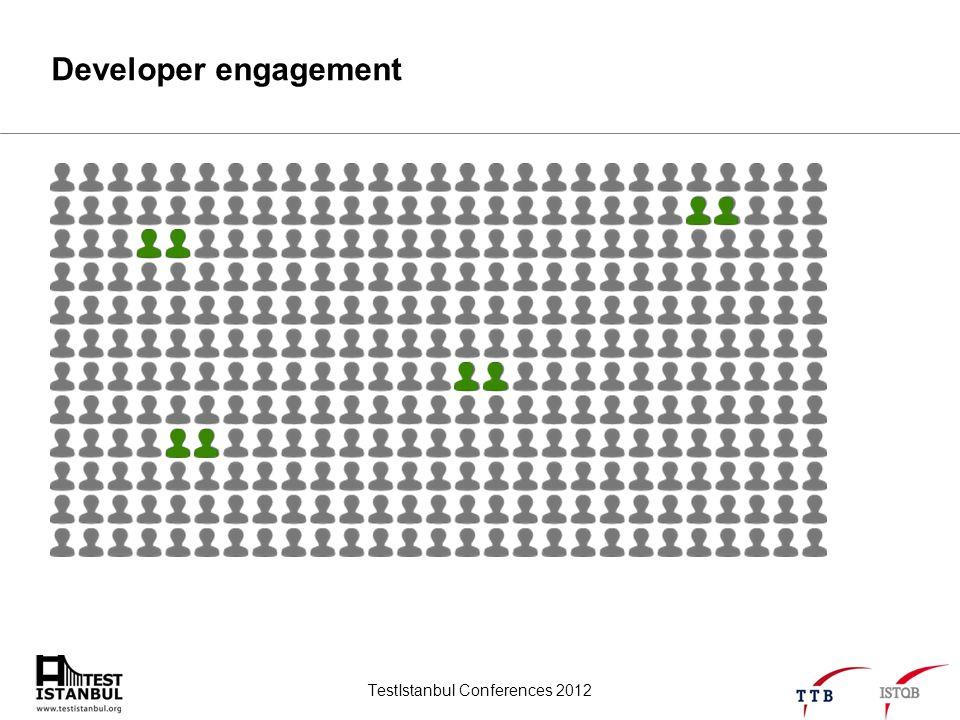 TestIstanbul Conferences 2012 Developer engagement