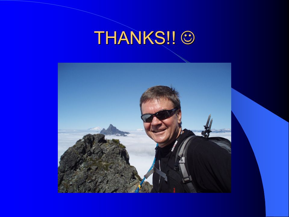 THANKS!! THANKS!!