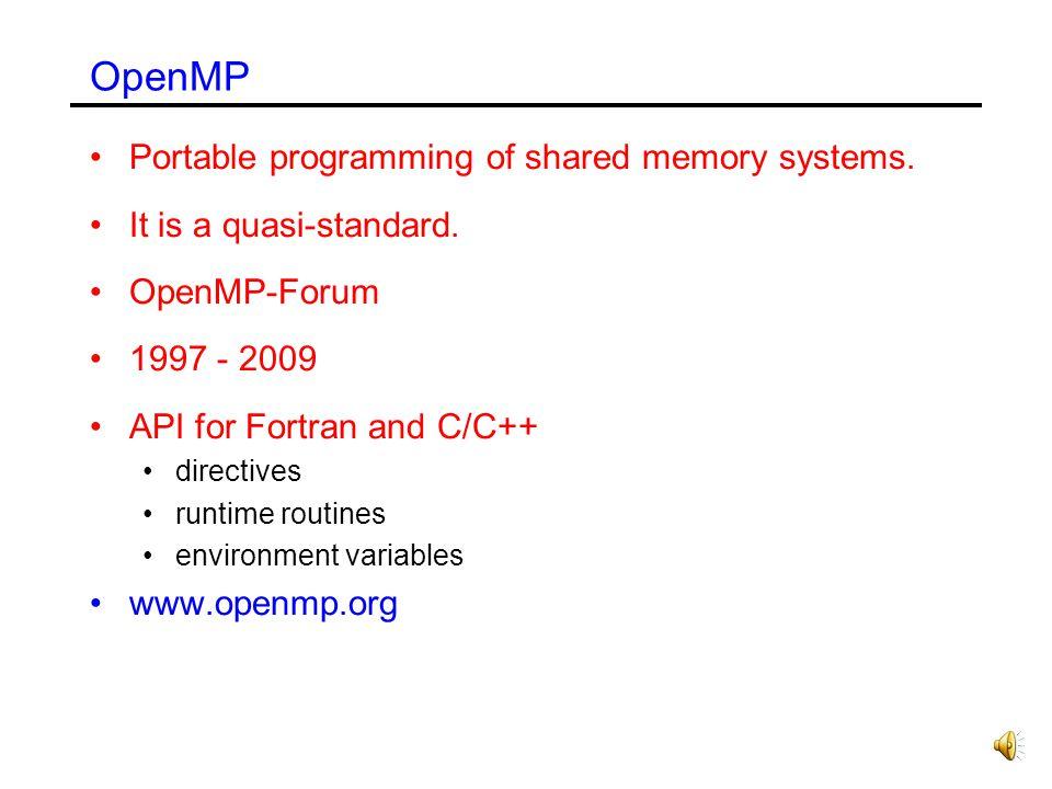 #pragma omp critical [(Name)] {...