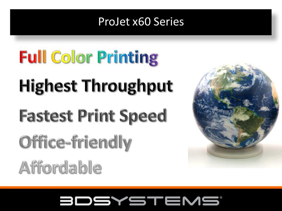 ProJet x60 Series